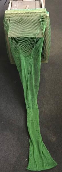 Abfangnetz an einer 35x30cm Kastenfalle