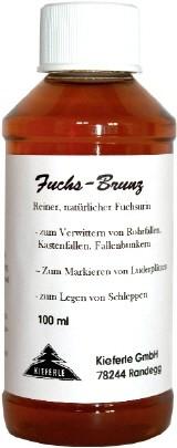 Fallenköder Fuchs-Brunz